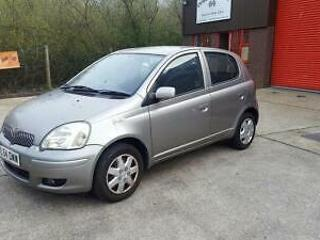 2005 Toyota Yaris 1.0 VVT i Colour Collection 5dr