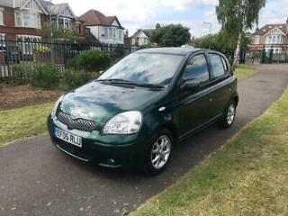 2005 Toyota Yaris 1.3 VVT i T Spirit Part Ex OK
