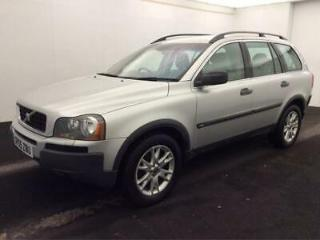 2005 Volvo XC90 2.4TD D54x4 FSH AWD Geartronic SE LOW MILES MAY PART EX
