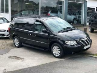 2005 55 CHRYSLER GRAND VOYAGER 3.3 LIMITED XS AUTOMATIC PETROL STOW N GO