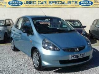 2006 06 HONDA JAZZ 1.2 16V * IDEAL FAMILY / FIRST CAR * BLUE * LOW MILES