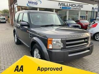 2006 06 LAND ROVER DISCOVERY 2.7 3 TDV6 5 SEATS 5D 188 BHP LOW MILEAGE ALLOYS PA