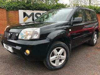 2006 06 Nissan X Trail 2.2 dCi SE 5dr 4x4 Diesel Manual ONLY TWO FORMER OWNERS