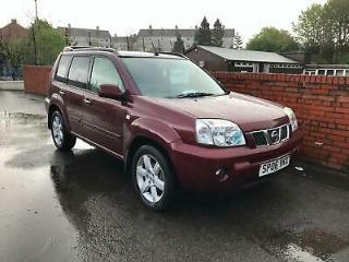 2006 06 Nissan X Trail 2.2dCi 136 Columbia MOT,D April 2020 new clutch S/Hist