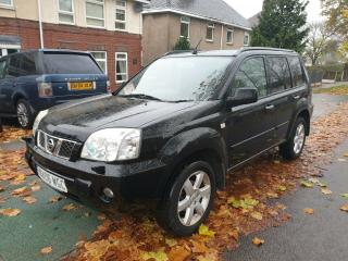 2006 06 REG NISSAN X TRAIL 2.2 DCI ADVENTURA 4X4