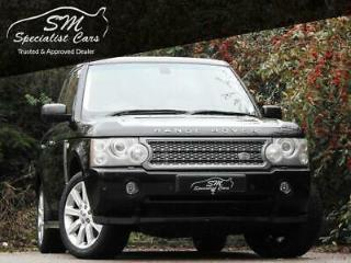 2006 55 LAND ROVER RANGE ROVER 4.2 V8 SUPERCHARGED 5D 391 BHP