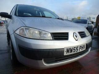 2006 55 RENAULT MEGANE 1.4 AUTHENTIQUE 16V 5D 98 BHP 1 YEAR MOT INCLUDED