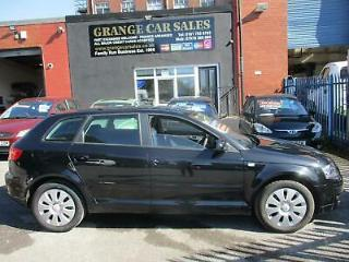 2006 56 AUDI A3 1.6 SPORTBACK AUTOMATIC 5 DOOR # 1 OWNER # FULL SERVICE HISTORY