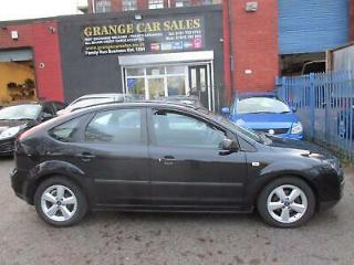 2006 56 FORD FOCUS 1.6 CLIMATE ZETEC 5 DOOR # 38,280 MILES # SERVICE HISTORY