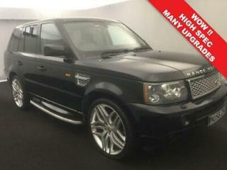 2006 56 LAND ROVER RANGE ROVER SPORT 4.2 V8 SUPERCHARGED 385 BHP HSE 4WD AUTO