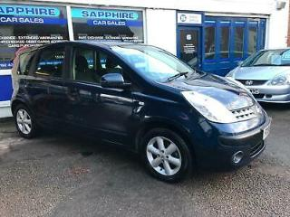 2006 56 NISSAN NOTE 1.4 16v SE, LOW MILEAGE, RECENT SERVICE