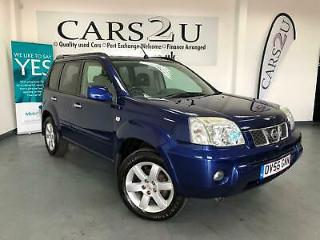 2006 56 Nissan X Trail 2.5i Auto Columbia *CREDIT/DEBIT CARDS ACCEPTED