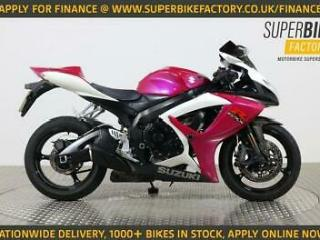 2006 56 SUZUKI GSXR750 K6 ALL TYPES OF CREDIT ACCEPTED