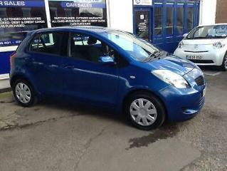 2006 56 TOYOTA YARIS 1.3 VVT i T3, LOW MILEAGE, GREAT SERVICE HISTORY, 7 STAMPS