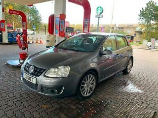 2006 56 VW GOLF 2.0 TDI 170 GT SPORT PRIVATE PLATE INCLUDED X18BET IMMACULATE