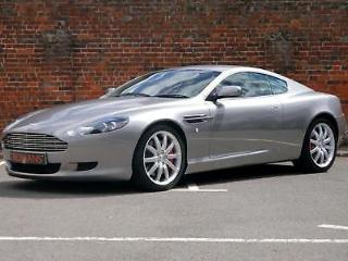 2006 Aston Martin DB9 V12 5.9 seq Auto Immaculate in & out AM FSH