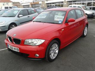 BMW 1 Series 118i SE Automatic 5 Door From £4,995 + Retail Package Hatchback 2006, 30000 miles, £4995