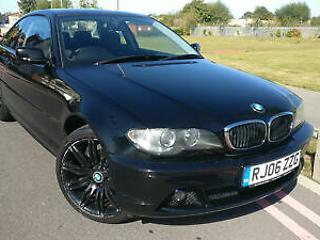 2006 BMW 318 2.0 Ci SE +FACELIFT MODEL + LOADS OF HISTORY
