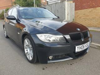 2006 BMW 320d M Sport Automatic Touring 129k miles Estate E91