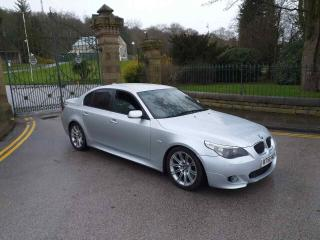 2006 BMW 535d Twin Turbo M Sport 129k miles £3750 ono