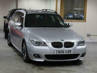 2006 BMW 5 Series 3.0 535d M Sport Touring 5dr