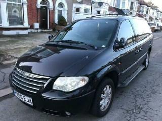 2006 Chrysler Grand Voyager 2.8 CRD Limited XS 5dr