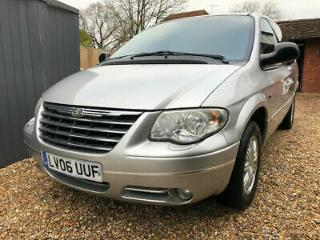 2006 Chrysler Grand Voyager 3.3 Limited Auto 7 Seater Stow and Go 76k