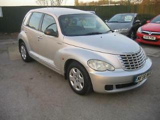2006 Chrysler PT Cruiser 2.2CRD Classic LOW MILEAGE, REDUCED NOW ONLY £1595