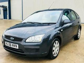 2006 Ford Focus 1.4 LX5 doors FREE ONE YEAR MOT