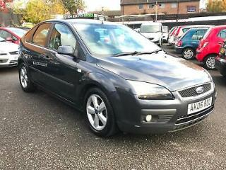 2006 FORD FOCUS 1.6 ZETEC CLIMATE AUTOMATIC /FULL MOT/FULL SERVICE HISTORY/