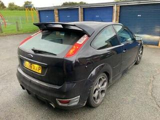 2006 ford focus St 225 modified hybrid turbo