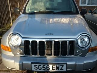 2006 Jeep Cherokee 2.8crd, 6 speed manual, VGC