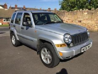 2006 Jeep Cherokee 3.7 201bhp 4X4 Auto Limited ONLY 65000 MILES