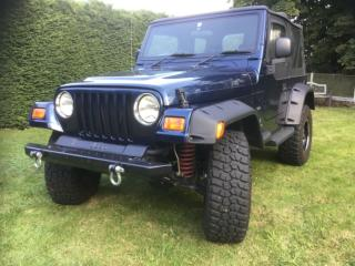 2006 JEEP WRANGLER SOFT TOP 4.0 EXTREME SPORT *HIGH LIFT*MANY EXTRAS* STUNNING