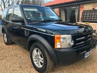 2006 Land Rover Discovery 3 2.7 Tdv6, 150k, spares or repairs