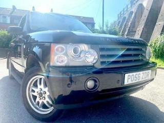 2006 Land Rover Range Rover 3.0 Td6 SE SUV 5dr Diesel Automatic