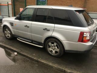 2006 LAND ROVER RANGE ROVER SPORT 2.7 TDV6 HSE AUTO HPI CLEAR SPARES OR REPAIR