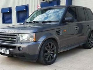 2006 Land Rover Range Rover Sport 2.7TD V6 auto SE CHEAPEST IN COUNTRY x5 q7