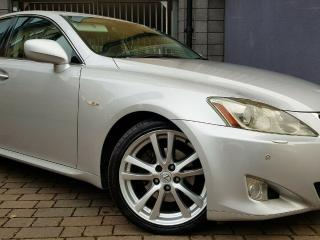 NOW SOLD! LEXUS IS250 SPORT * XENONS * HEATED SEATS * FACTORY LSD FITTED