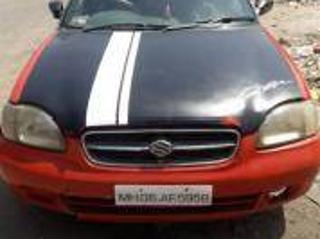 Red 2006 Maruti Suzuki Baleno VXi BS III 75000 kms driven in Malkapur