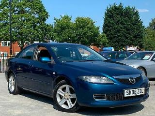 2006 MAZDA 6 1.8 TS, WOW ONLY 61K MILES + ULEZ CLEAR + ONLY 2 PRE OWNERS !