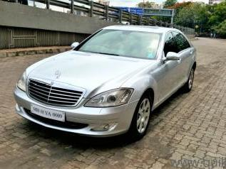 2006 Mercedes Benz S Class 1,02,474 kms driven in Ghatkopar East