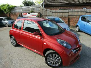 2006 Nissan Micra 1.2 Sport+ Only 30,000 miles Full Service History
