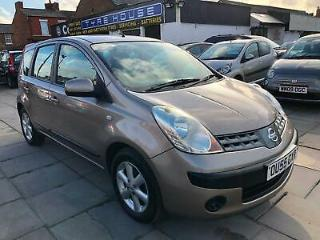 2006 Nissan Note 1.6 Automatic