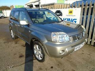 2006 Nissan X Trail 2.2 dCi Columbia 5dr