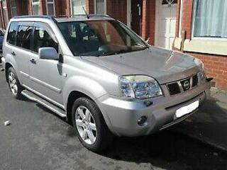 2006 Nissan X Trail 2.2 Diesel GREAT FOR TOWING