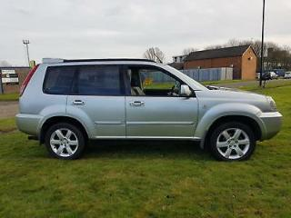 2006 NISSAN X TRAIL 2.2dCi 136 COLUMBIA, JUST SERVICED
