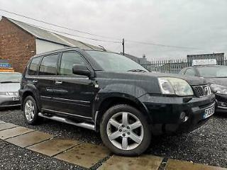 2006 Nissan X Trail Aventura 4x4 2.2 DCI Diesel MOT 04/2020 Pay with Card