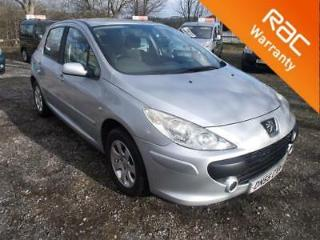 2006 Peugeot 307 1.6 S 5dr 5 door Hatchback