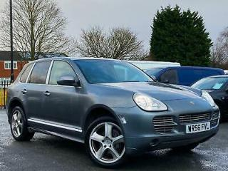 2006 PORSCHE CAYENNE 3.2 V6 TIPTRONIC S AUTO, TURBO GTS KIT + HUGE SPEC + MINT !